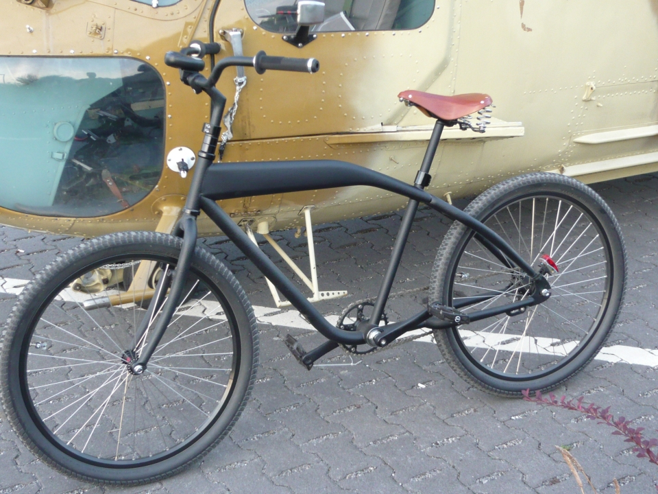 Felt custom bike
